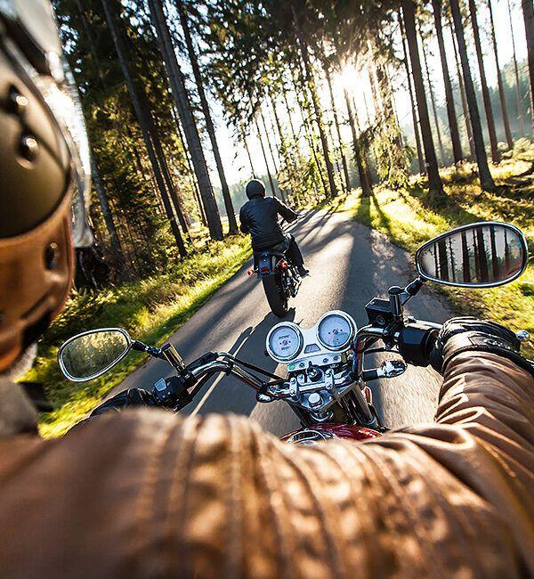 Motorrad Grundkurse